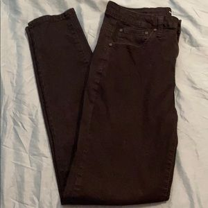 Monkey Rose black jeans size 30